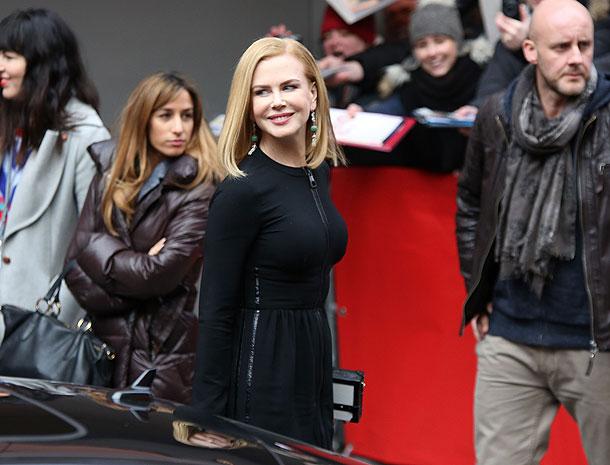 Nicole Kidman, Míralos