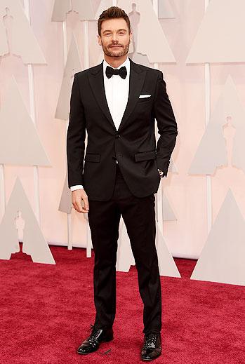 Ryan Seacrest, Oscars 2015