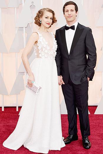 Andy Samberg, Oscars 2015
