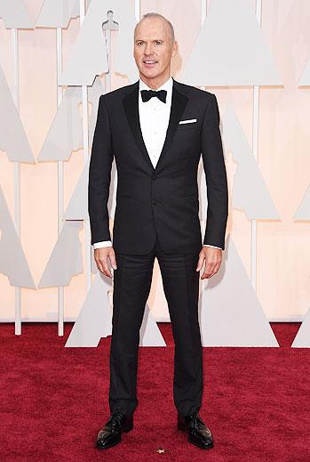 Michael Keaton, Oscars 2015