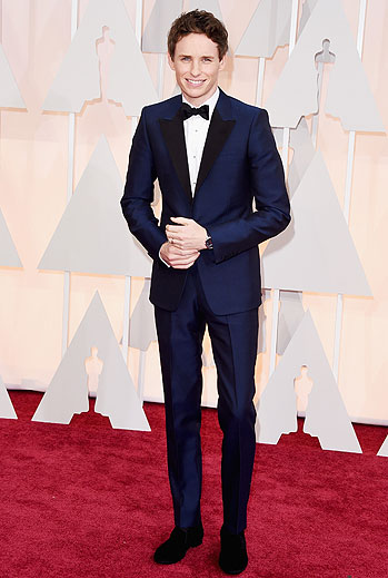 Eddie Redmayne, Oscars 2015