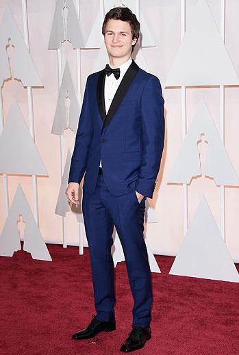 Ansel Elgort, Oscars 2015