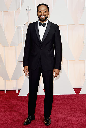 Chiwetel Ejiofor, Oscars 2015