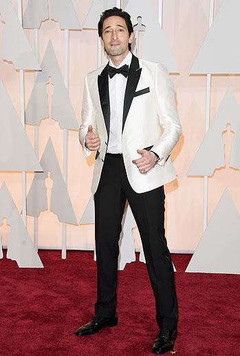 Adrien Brody, Oscars 2015
