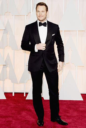 Chris Pratt, Oscars 2015