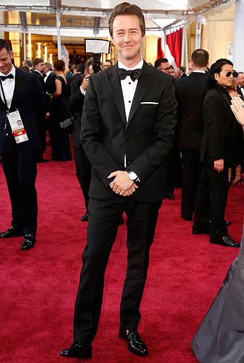Edward Norton, Oscars 2015