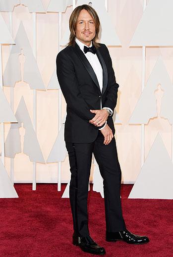 Keith Urban, Oscars 2015