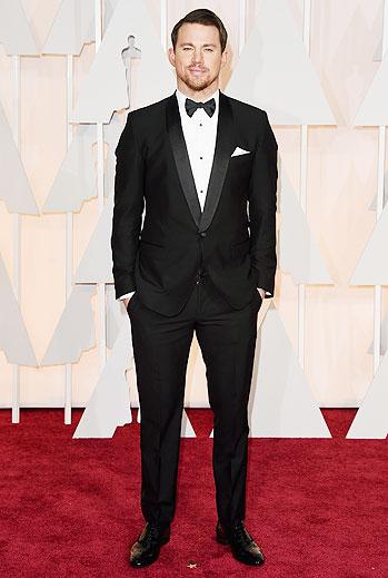 Channing Tatum, Oscars 2015