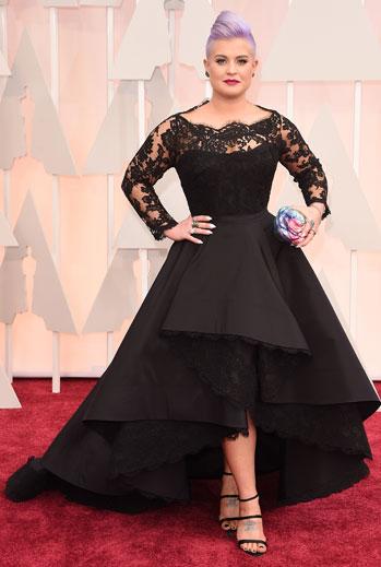 Premios Oscar 2015, alfombra roja, Kelly Osbourne