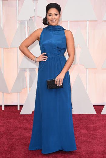 Premios Oscar 2015, alfombra roja, Gina Rodriguez
