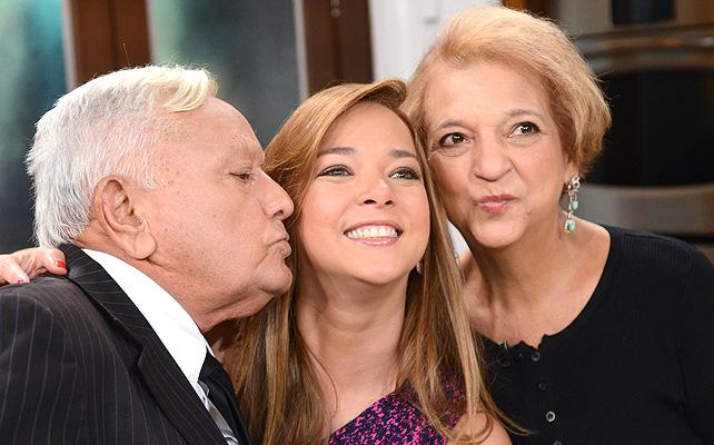 Adamari López, Luis López Rosario, Vidalina Torres