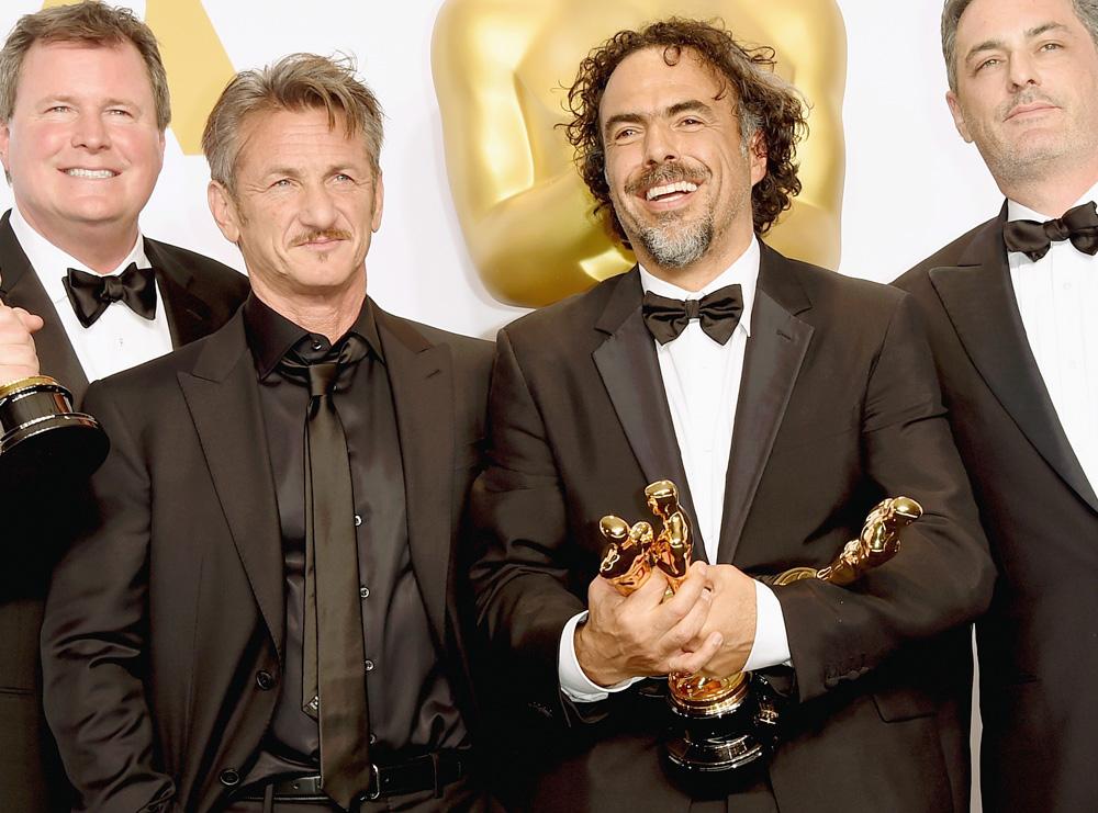 Sean Penn y Alejandro González Iñárritu