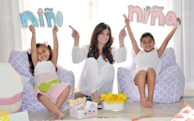 Bárbara Bermudo, Mia y Camila
