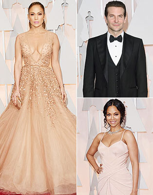Compose Mejor vestidos Oscar 2015