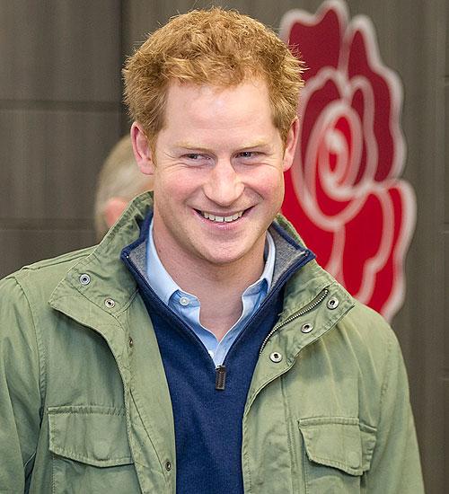 Comentarios racistas, Príncipe Harry