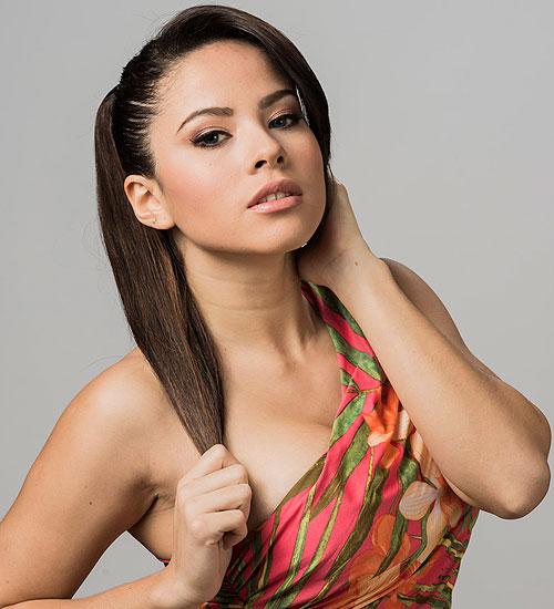 Gloricely Loug, Nuestra belleza latina