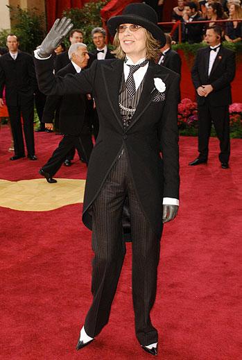 Diane Keaton, horrores Oscar