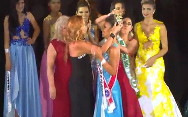 Miss Amazonas para articulo