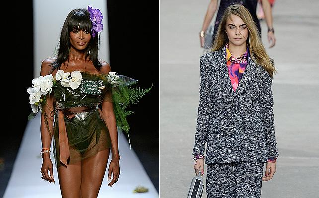 supermodelos, instagirls, pasarela, modelo