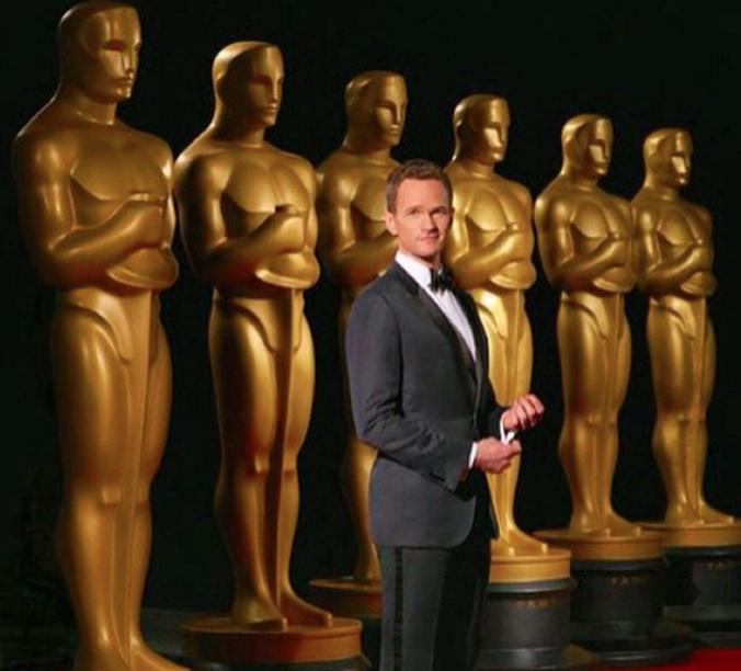 Neil Patrick Harris, Oscar, 2015