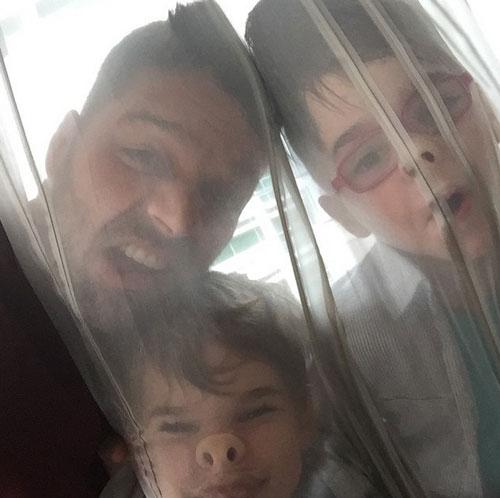 Ricky Martin, Instagram