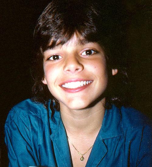 Ricky Martin, TBT