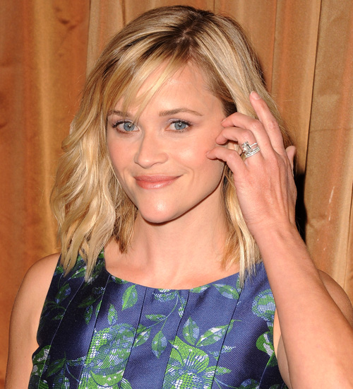 Reese Witherspoon, anillos compromiso