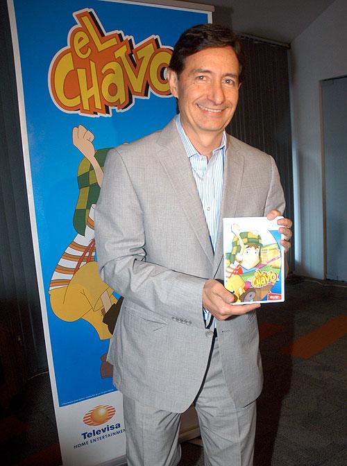 Roberto Gómez Fernández, Chespirito