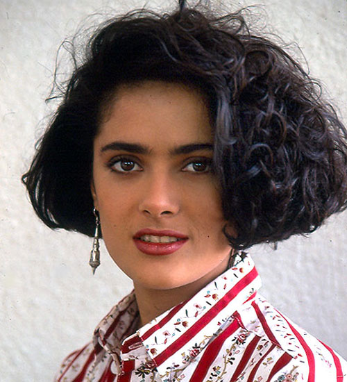 Salma Hayek, TBT telenovelas
