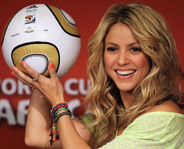 Shakira, cumpleaños 38
