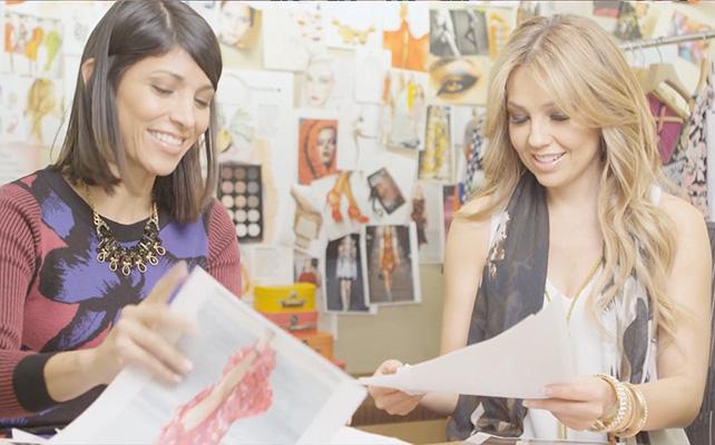 Thalía, Guest Editor, Editora, fashion, mods