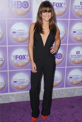 El look del día, Lea Michele