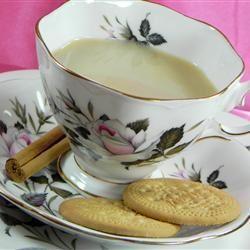 Té chai casero