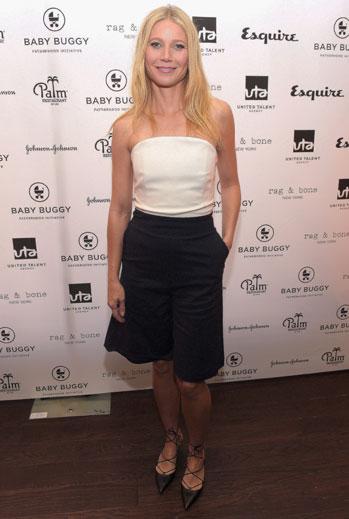 El look del día, Gwyneth Paltrow