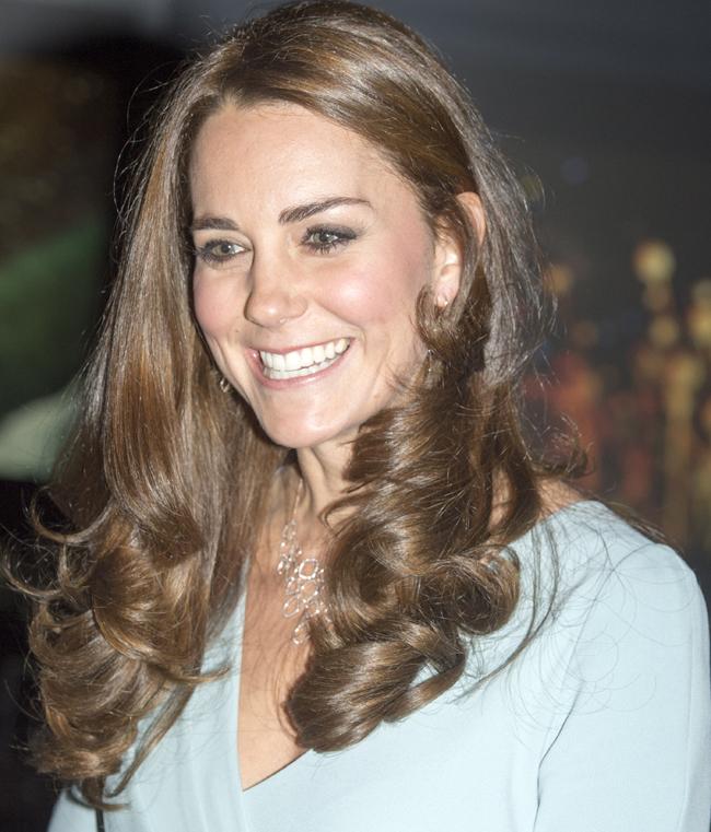 Kate Middleton para artículo regreso