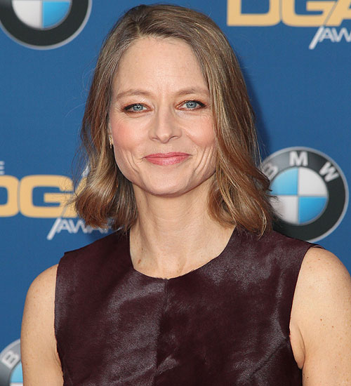 Padres gay cool, Jodie Foster