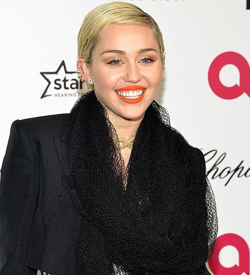 Secretos de felicidad, Miley Cyrus