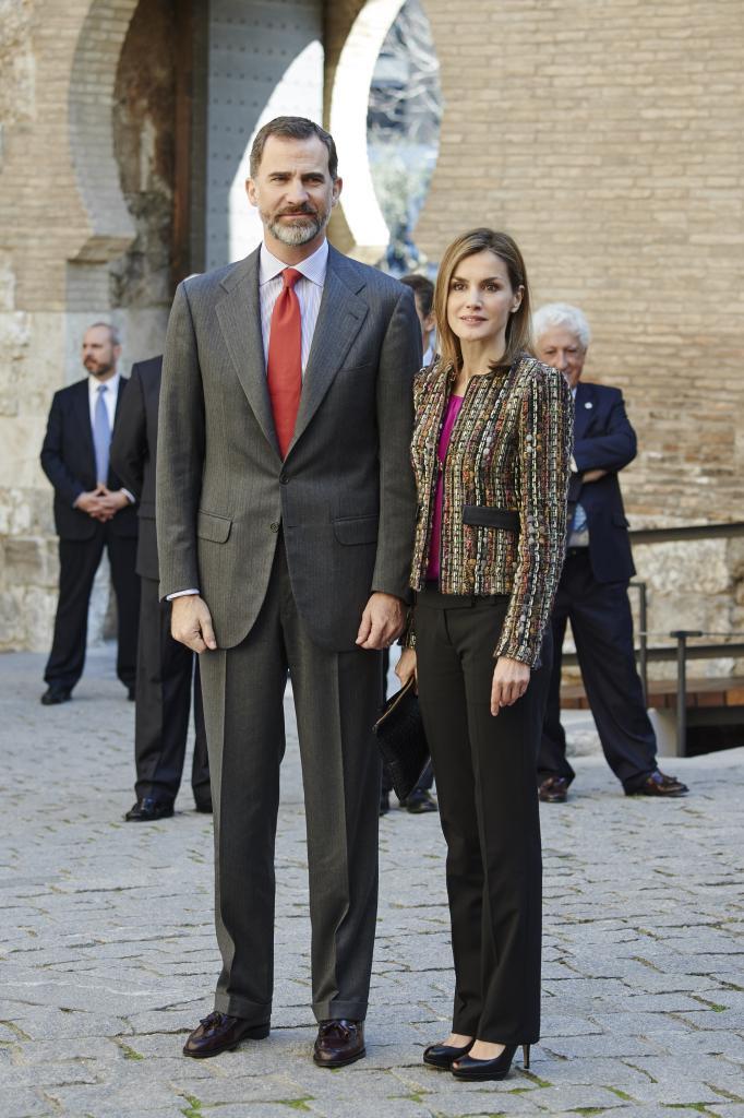 Felipe VI y Letizia de España