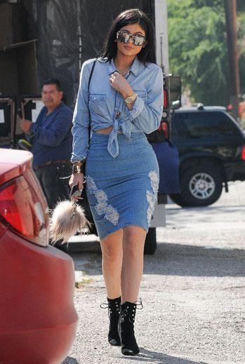 El look del día, Kylie Jenner