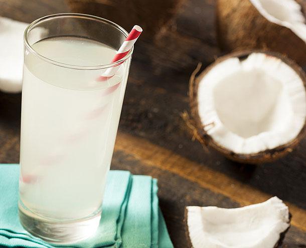 Coconut water, diet