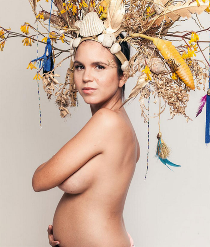 Bebes, embarazos, 2015, Liliana Saumet
