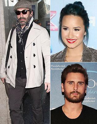 Selena Gómez, Demi Lovato, Reyli Barba