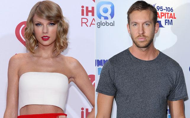 Compose Taylor Swift y Calvin Harris