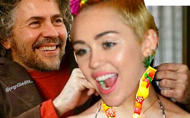 Miley Cyrus para articulo