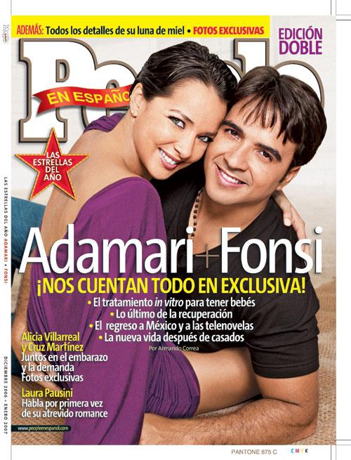 Adamari López, Luis Fonsi
