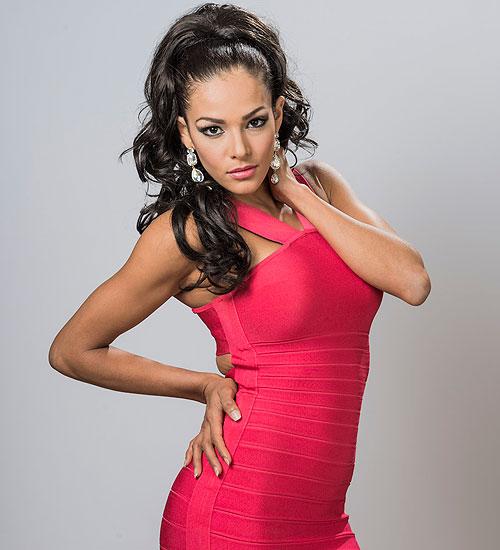 Nathalia Casco, Nuestra belleza latina
