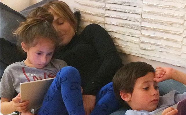 Jennifer López, Max, Emme,