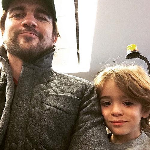 Bebes famosos en Instagram, Juanes