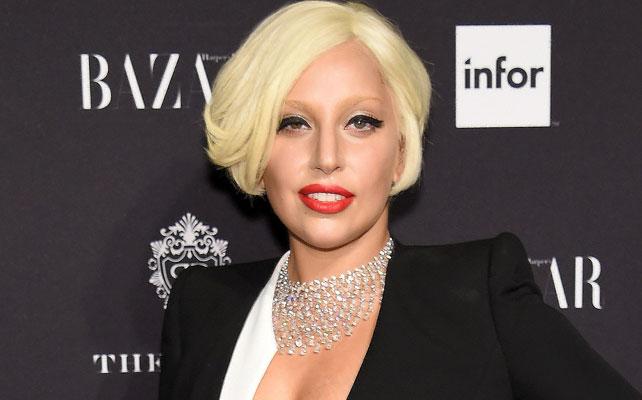 Lady Gaga para articulo