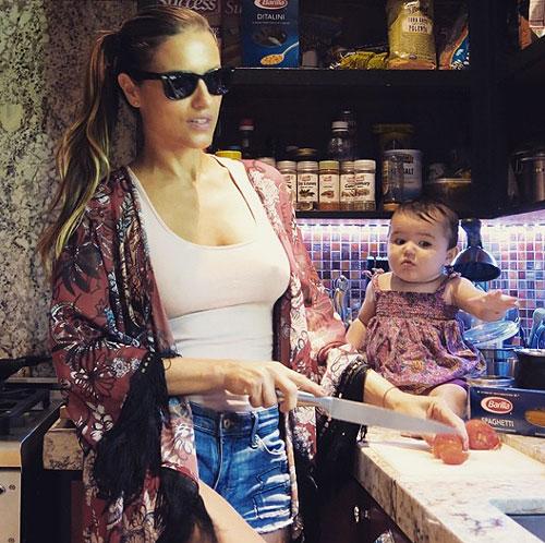 Bebes famosos en Instagram, Lola Ponce